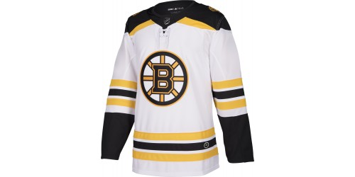 Chandail Officiel LNH ADIDAS ADIZERO: Bruins de Boston (Visiteur)