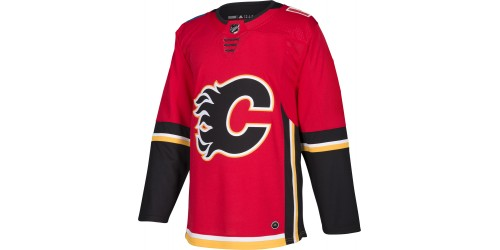 Chandail Officiel LNH ADIDAS ADIZERO: Flames de Calgary (Local)