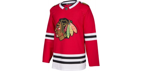 Chandail Officiel LNH ADIDAS ADIZERO: Blackhawks de Chicago (Local)