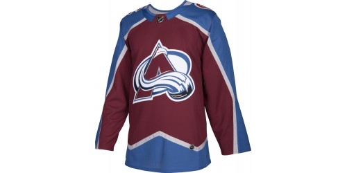 Chandail Officiel LNH ADIDAS ADIZERO: Avalanche du Colorado (Local)