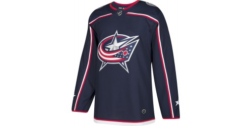 Chandail Officiel LNH ADIDAS ADIZERO: Blue Jackets de Columbus (Local)