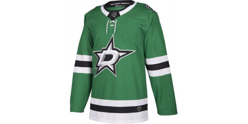 Chandail Officiel LNH ADIDAS ADIZERO: Stars de Dallas (Local)