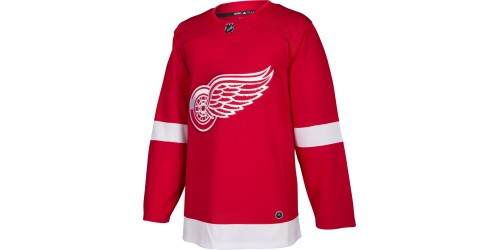 Chandail Officiel LNH ADIDAS ADIZERO: Red Wings de Détroit (Local)