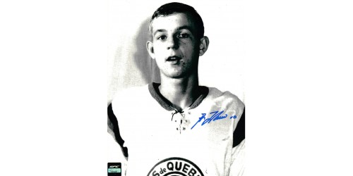 Guy Lafleur photo 8x10 signée (SFC10003)