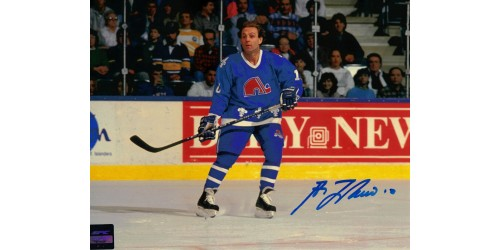 Guy Lafleur photo 8x10 signée (SFC10125)